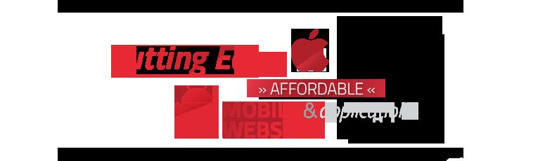 Cutting Edge Mobile Website